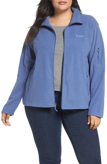 ColumbiaPlus Size Women's Columbia Fast Trek Ii Fleece Jacket