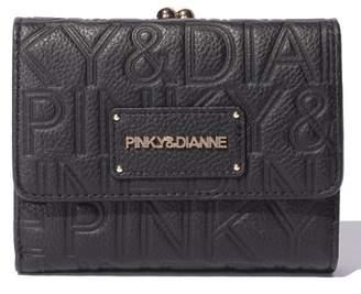 Pinky&Dianne (ピンキー エンド ダイアン) - Pinky&Dianne(BAG&WALLET) パレード 三つ折りウォレット