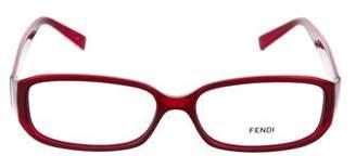 Fendi Zucca Resin Eyeglasses