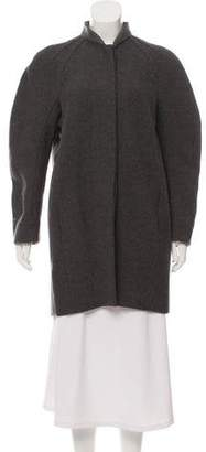 Balenciaga Short Wool Coat