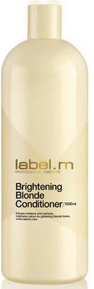 Label.M Brightening Blonde Conditioner 1000ml (Worth 52.50)