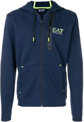 Emporio Armani Ea7 zipped track jacket