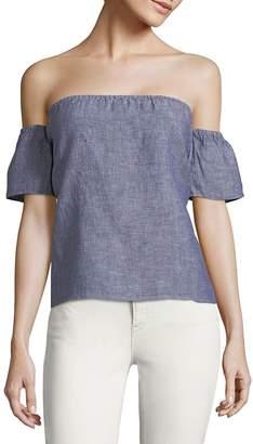 Saks Fifth Avenue Women's Off-The-Shoulder Blouse