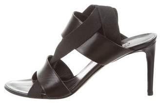 Balenciaga Multistrap Slingback Sandals