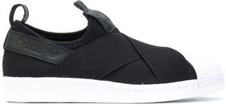 adidas Superstar slip-on sneakers