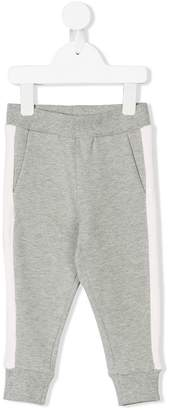 MonnaLisa contrasting side strap track trousers