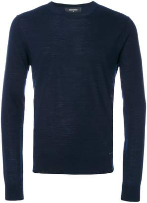 DSQUARED2 round neck jumper