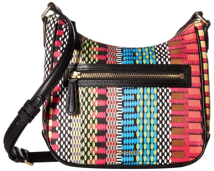 Vera Bradley Mini Vivian Crossbody Cross Body Handbags - CHA-CHA - STYLE