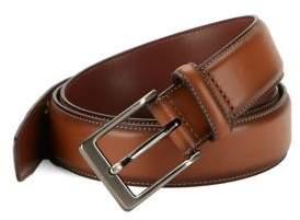Perry Ellis Leather Buckle Belt