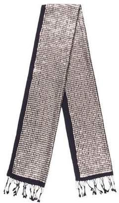 Dries Van Noten Sequin-Embellished Cashmere Scarf