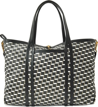 Pierre Hardy Polycube tote $973 thestylecure.com