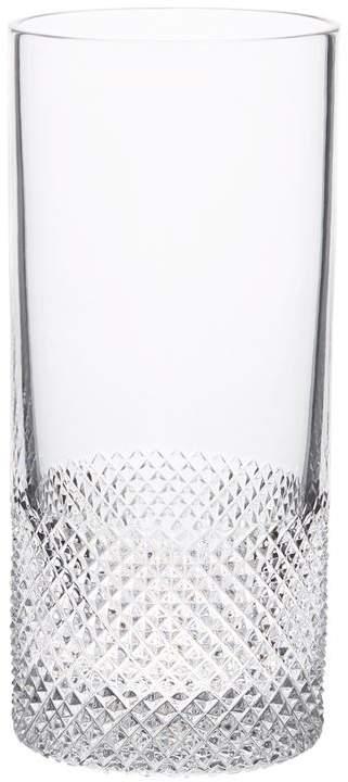Richard Brendon Diamond Highball Glass