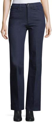 Rag & Bone Justine High-Rise Wide-Leg Trouser Jeans
