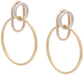 Alexander Wang interlocked earrings