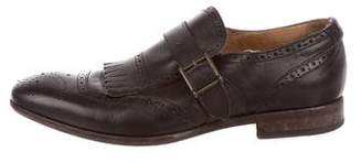 Paul Smith Kiltie Monk Strap Shoes