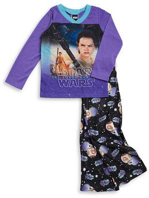 Ame Sleepwear Star Wars Pajama Set $36 thestylecure.com