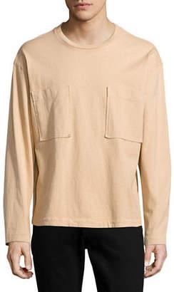 Drifter Double Pocket Long Sleeve T-Shirt