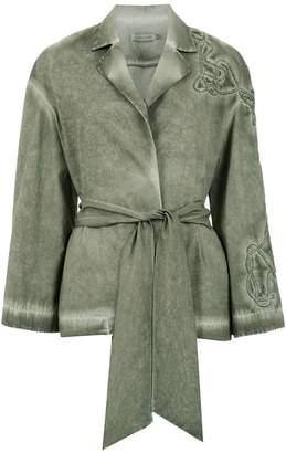 M·A·C Mara Mac belted coat