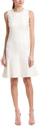 Derek Lam 10 Crosby Cutout A-Line Dress