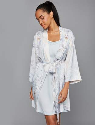 A Pea in the Pod Relaxed Fit Nursing Nightgown And Robe
