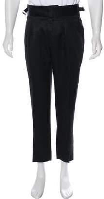 Gucci Silk Dress Pants
