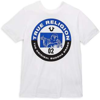 True Religion Little Boy's Crewneck Cotton Tee