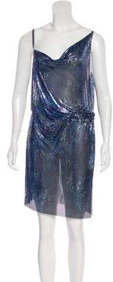 Paco Rabanne Sleeveless Chainmail Dress