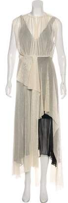 Rachel Comey Mesh Maxi Dress w/ Tags