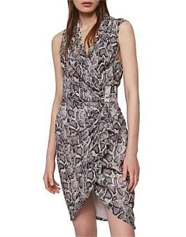 AllSaints Cancity Misra Dress