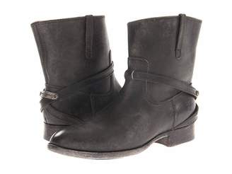 Frye Lindsay Plate Short Cowboy Boots