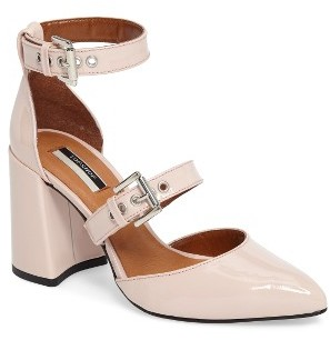 Women's Topshop Gusto D'Orsay Pump $120 thestylecure.com