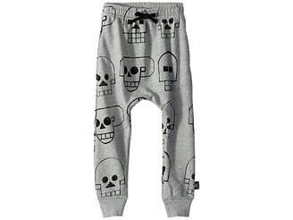 fe57e0c9e at Zappos · Nununu Skull Robot Baggy Pants (Toddler/Little Kids)