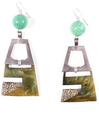 Lulu Frost Vintage Moderne Journey earrings