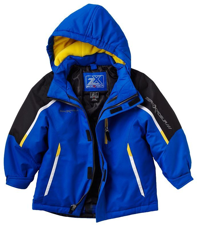 Zeroxposur stealth 3-in-1 systems jacket - boys 4-7