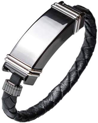 """Kyte&Key Leather iPhone Charging Cable Bracelet """"Twins"""""""