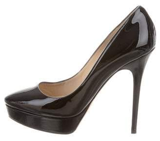 Jimmy Choo Patent Leather Pumps