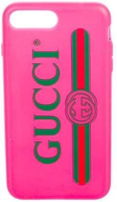 5edc6016c Gucci 2017 Web GG iPhone 7/8 Plus Case