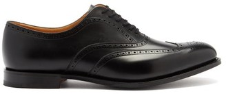 Church's Berlin Leather Oxford Shoes - Mens - Black