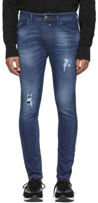 Diesel Blue Spender-NE Jogg Jeans