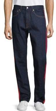 Calvin Klein Jeans Side Striped Rinse Jeans