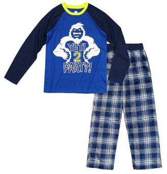 Wonder Nation Boy's Pajama 2 Piece Sleep Set (Big Boys & Little Boys)