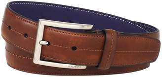 Nautica Men's Center Stitch Belt