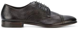 Henderson Baracco classic lace-up shoes
