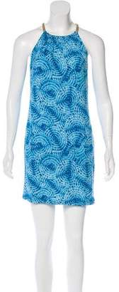 MICHAEL Michael Kors Tie-Dye Sleeveless Dress
