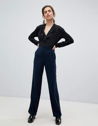 B.young smart suiting trousers