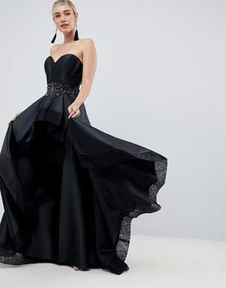 Jovani Sweetheart Neck Strapless Dress
