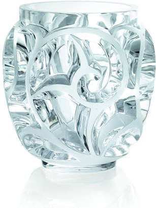 Lalique Tourbillions Clear Vase