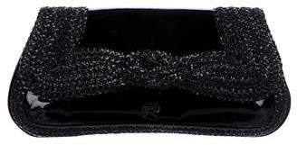 Anya Hindmarch Patent Leather Clutch