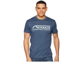 Mountain Khakis Logo T-Shirt
