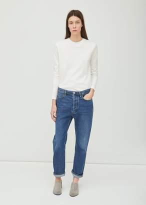 Acne Studios Log Mid Blue Jeans 32 Mid Blue
